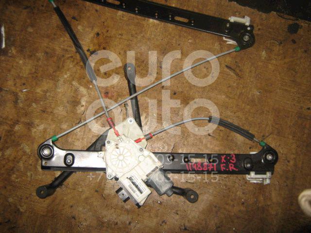 Стеклоподъемник электр. передний правый для BMW X3 E83 2004-2010 - Фото №1