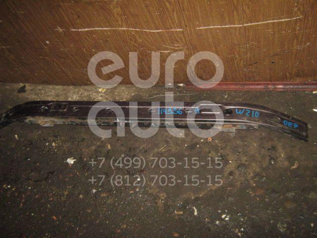 Усилитель переднего бампера для Mercedes Benz W210 E-Klasse 1995-2000 - Фото №1