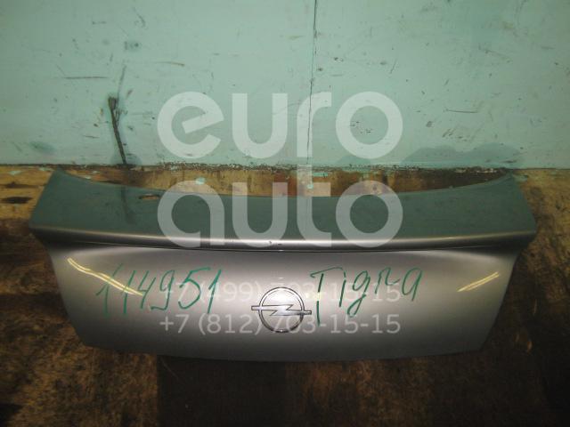 Накладка двери багажника для opel Tigra 1994-2000 - Фото №1