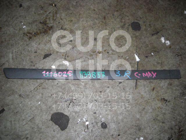 Молдинг задней правой двери для Ford C-MAX 2003-2010;Focus II 2005-2008 - Фото №1