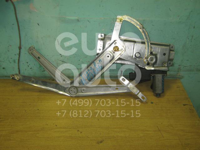 Стеклоподъемник электр. передний правый для Opel Tigra 1994-2000 - Фото №1