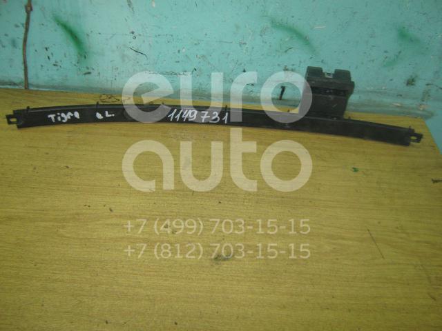 Направляющая заднего бампера левая для Opel Tigra 1994-2000 - Фото №1