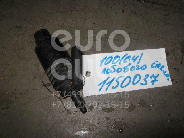 Насос омывателя для Audi 100 [C4] 1991-1994;A4 [B5] 1994-2000;A6 [C4] 1994-1997;80/90 [B4] 1991-1994 - Фото №1