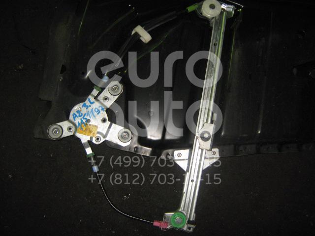 Стеклоподъемник электр. задний левый для Audi A8 1994-1998 - Фото №1