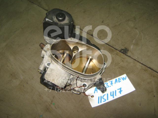 Заслонка дроссельная электрическая для Audi A8 1994-1998 - Фото №1
