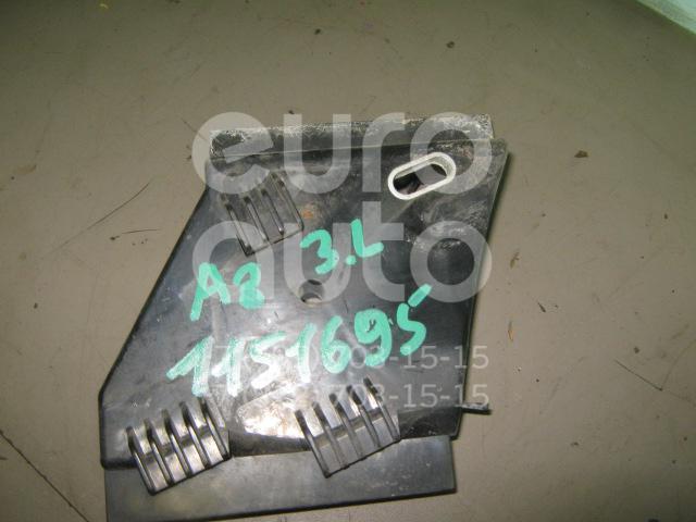 Направляющая заднего бампера левая для Audi A8 [4D] 1994-1998;A8 [4D] 1999-2002 - Фото №1