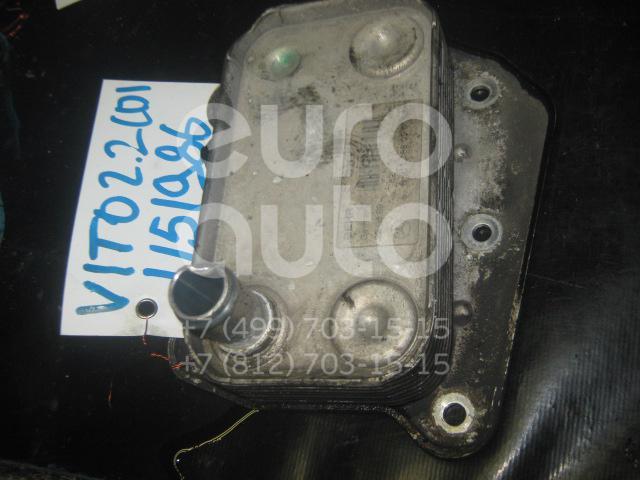Радиатор масляный для Mercedes Benz Vito (638) 1996-2003 - Фото №1