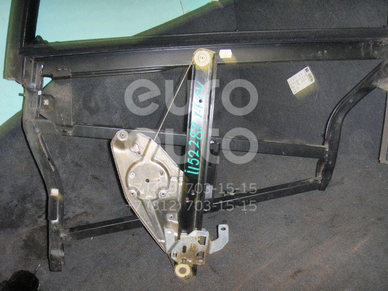 Стеклоподъемник электр. задний левый для Audi A6 [C5] 1997-2004;Allroad quattro 2000-2005 - Фото №1
