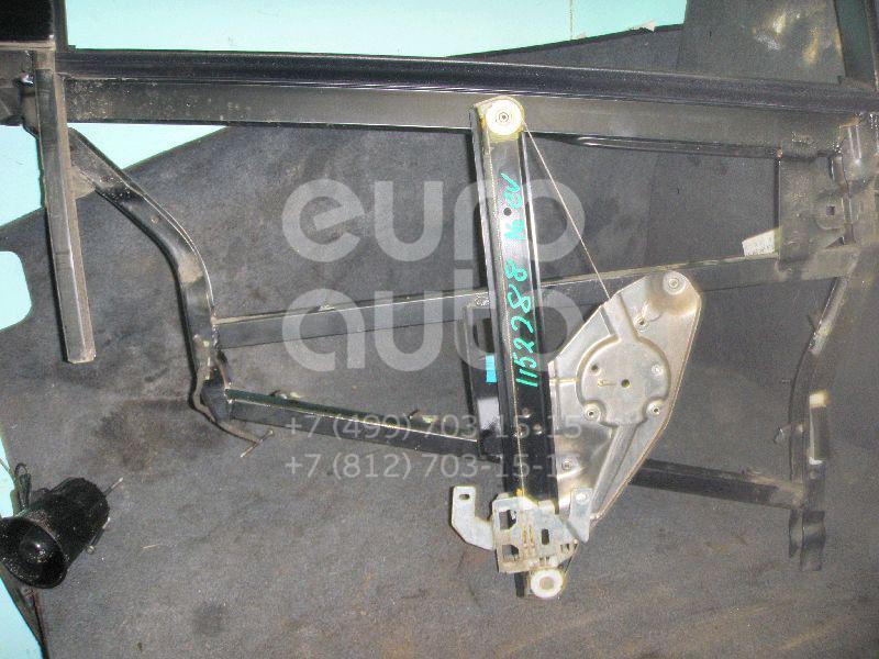 Стеклоподъемник электр. задний правый для Audi A6 [C5] 1997-2004;Allroad quattro 2000-2005 - Фото №1