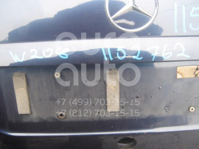 Накладка крышки багажника для Mercedes Benz C208 CLK coupe 1997-2002 - Фото №1