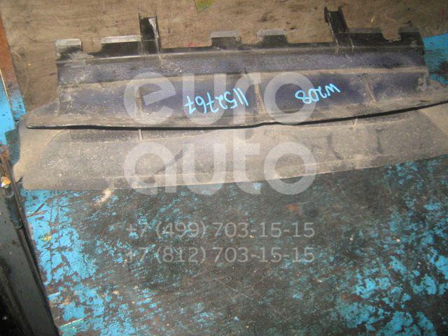 Воздухозаборник (наружный) для Mercedes Benz C208 CLK coupe 1997-2002;W202 1993-2000 - Фото №1