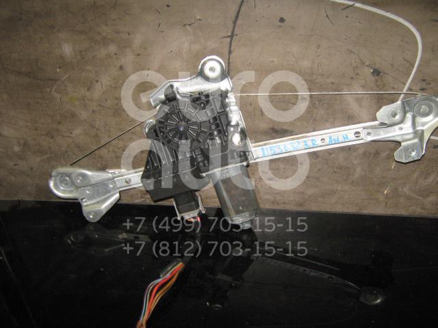 Стеклоподъемник электр. задний правый для Opel Astra H / Family 2004-2015 - Фото №1