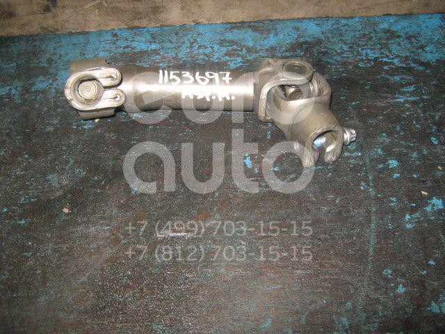 Кардан рулевой для Opel Astra H / Family 2004-2015;Astra G 1998-2005;Zafira A (F75) 1999-2005 - Фото №1