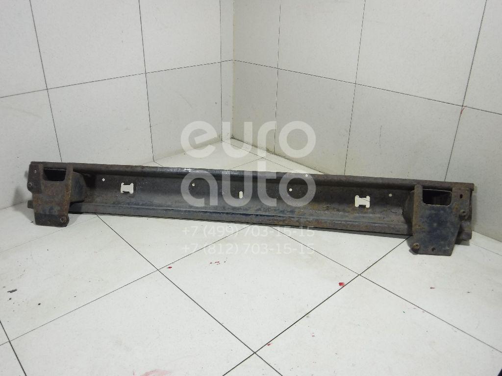 Усилитель заднего бампера для VW,Seat Sharan 2000-2004;Sharan 2004-2010;Alhambra 2000-2010 - Фото №1