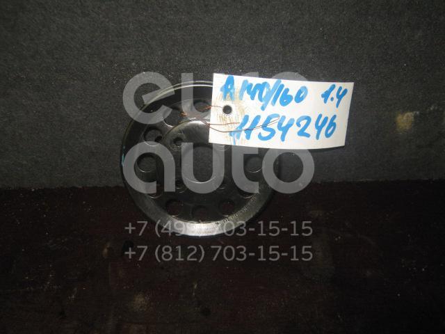 Шкив водяного насоса (помпы) для Mercedes Benz A140/160 W168 1997-2004 - Фото №1