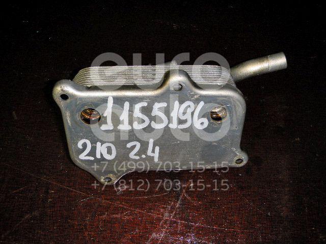 Радиатор масляный для Mercedes Benz W210 E-Klasse 2000-2002;W163 M-Klasse (ML) 1998-2004;W220 1998-2005;W210 E-Klasse 1995-2000;C208 CLK coupe 1997-2002;W215 coupe 1999-2006;W211 E-Klasse 2002-2009 - Фото №1