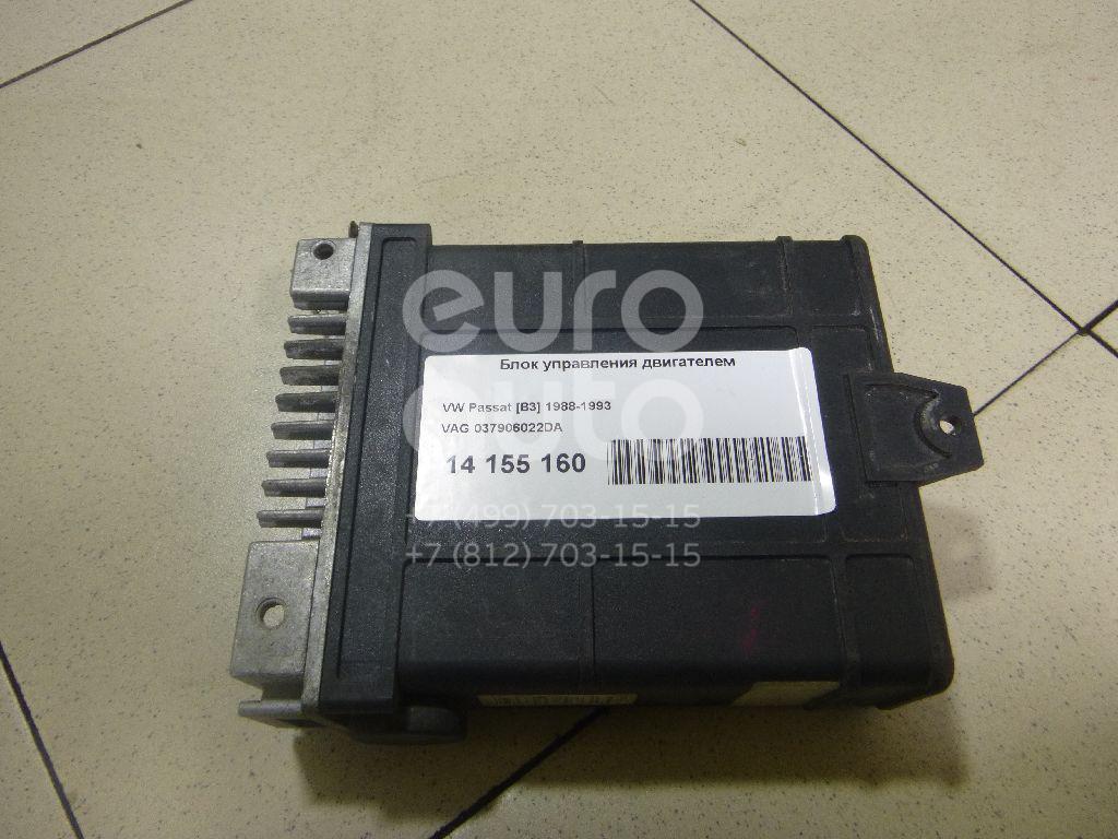 Купить Блок управления двигателем VW Passat [B3] 1988-1993; (037906022DA)