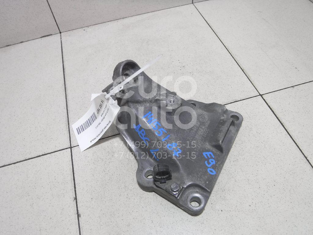 Купить Кронштейн двигателя левый BMW 3-серия E90/E91 2005-2012; (22116770049)