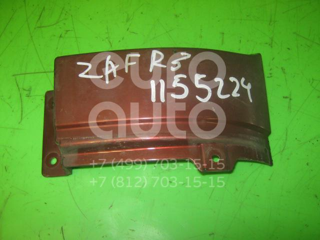 Планка под фонарь правая для Opel Zafira A (F75) 1999-2005;Astra G 1998-2005 - Фото №1