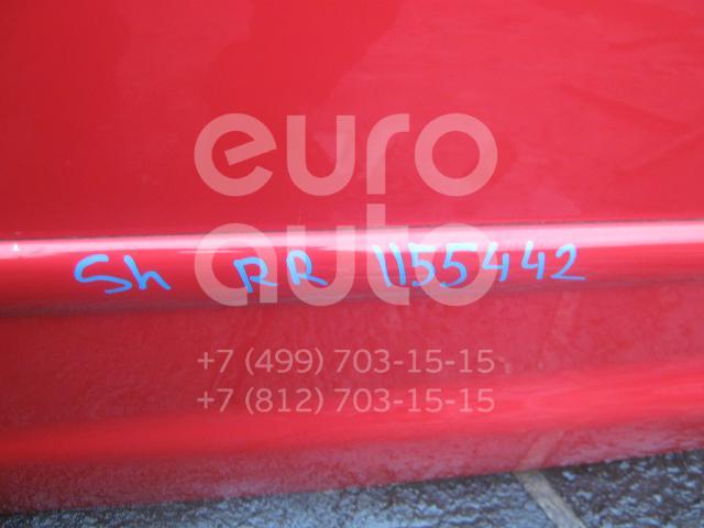 Молдинг задней правой двери для VW Sharan 1995-1999 - Фото №1