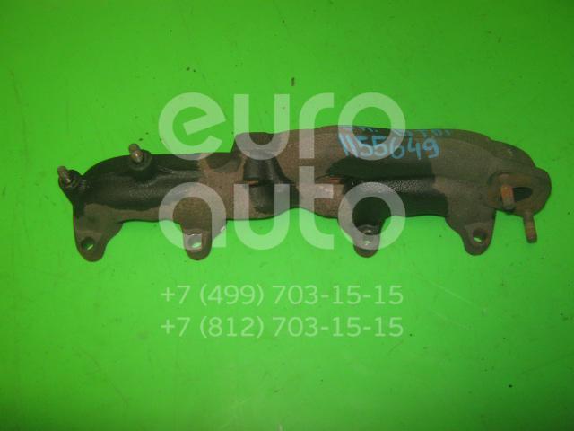 Коллектор выпускной для VW,Ford Sharan 1995-1999;Golf III/Vento 1991-1997;Caddy II 1995-2004;Polo Classic 1995-2002;Galaxy 1995-2006 - Фото №1