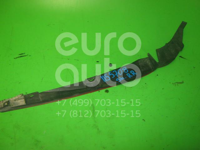 Направляющая заднего бампера правая для VW,Seat,Ford Sharan 1995-1999;Alhambra 1996-2000;Galaxy 1995-2006 - Фото №1