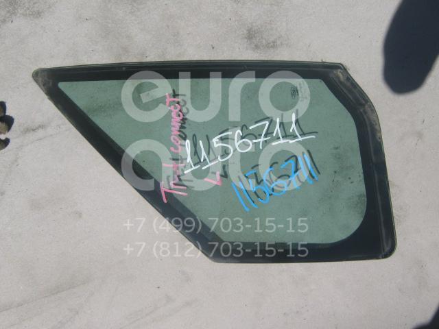 Стекло двери передней левой (форточка) для Ford Transit/Tourneo Connect 2002-2013 - Фото №1