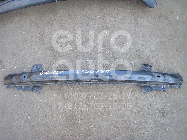 Усилитель переднего бампера для VW Golf IV/Bora 1997-2005 - Фото №1