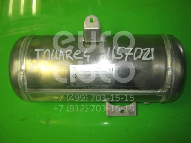 Ресивер воздушный для VW,Porsche Touareg 2002-2010;Cayenne 2003-2010 - Фото №1