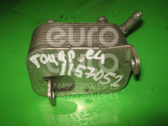 Радиатор топливный для VW,AUDI Touareg 2002-2010;Q7 [4L] 2005-2015 - Фото №1
