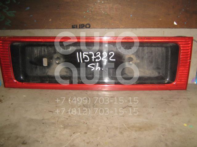 Рамка под номер для VW Sharan 2000-2006 - Фото №1