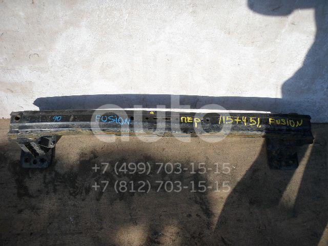 Усилитель переднего бампера для Ford Fusion 2002>;Fiesta 2001-2007 - Фото №1