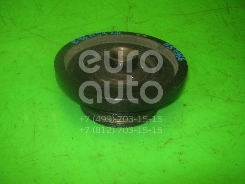 Шкив коленвала для BMW 3-серия E46 1998-2005;3-серия E36 1991-1998;5-серия E39 1995-2003;7-серия E38 1994-2001;Z3 1995-2003;X5 E53 2000-2007 - Фото №1
