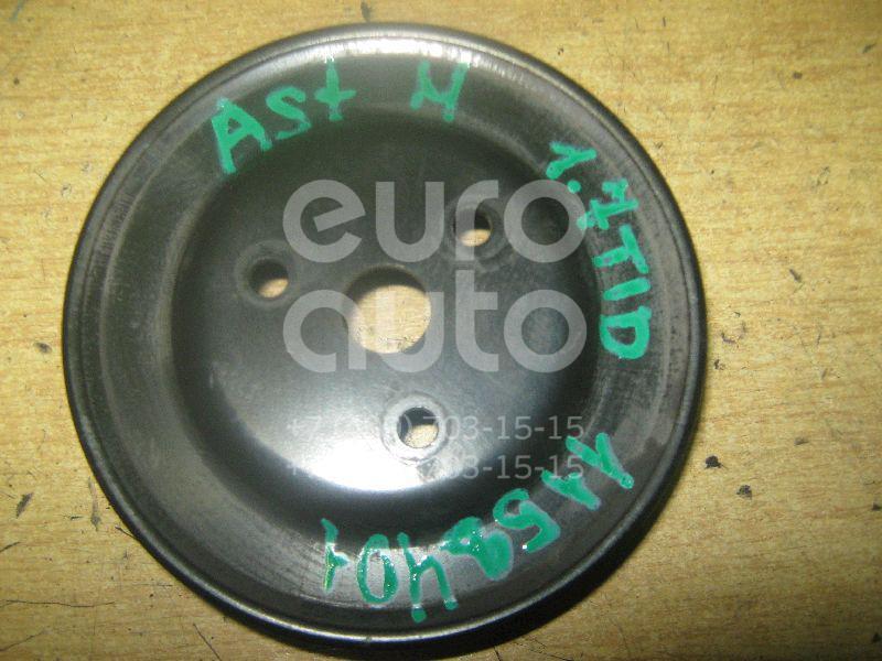 Шкив водяного насоса (помпы) для Opel Astra H / Family 2004-2015;Astra G 1998-2005;Zafira A (F75) 1999-2005 - Фото №1