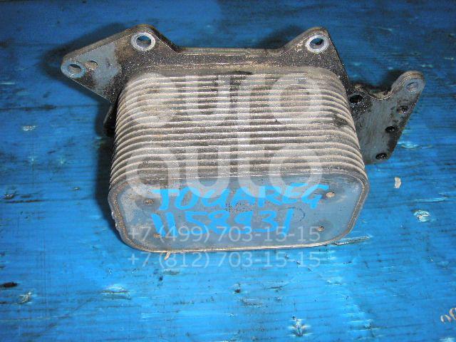Радиатор масляный для VW,Audi Touareg 2002-2010;A6 [C6,4F] 2005-2011;A8 [D3,4E] 2003-2010;Phaeton 2002-2016;Q7 [4L] 2005-2015;A4 [B7] 2005-2007;Allroad quattro 2006-2012 - Фото №1