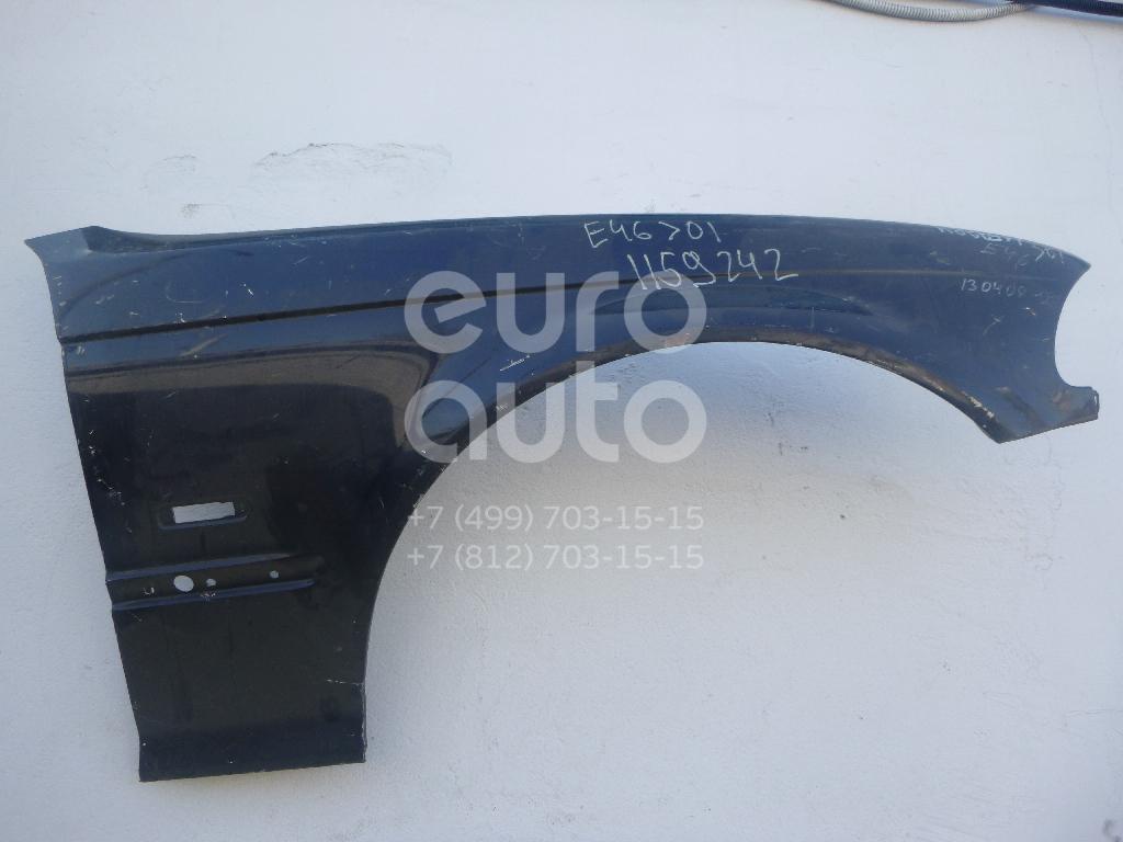 Крыло переднее правое для BMW 3-серия E46 1998-2005 - Фото №1
