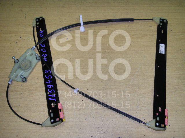 Стеклоподъемник электр. передний правый для Audi A6 [C6,4F] 2005-2011 - Фото №1