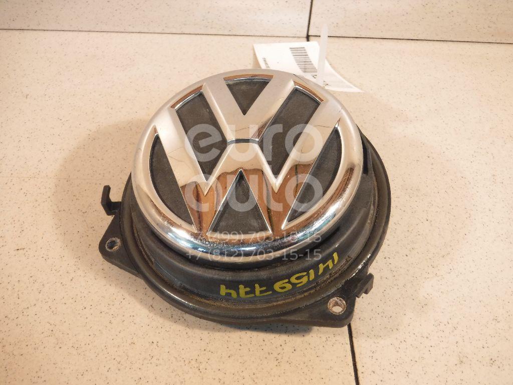 Купить Ручка открывания багажника VW Polo (HB) 2009-; (6R6827469DULM)