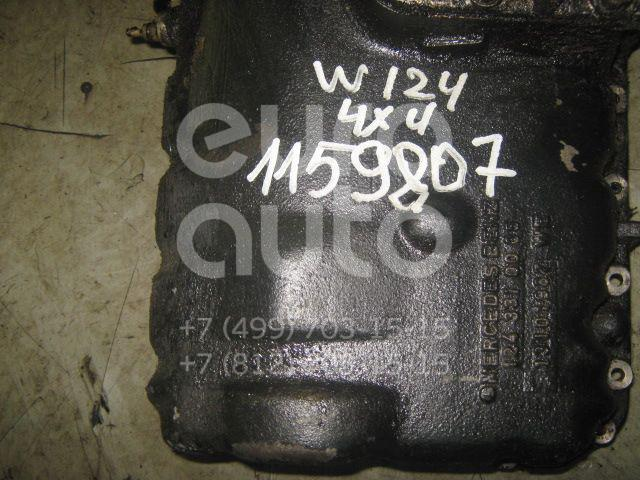 Поддон масляный двигателя для Mercedes Benz W124 1984-1993 - Фото №1