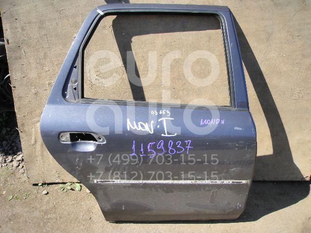 Дверь задняя правая для Ford Mondeo I 1993-1996;Mondeo II 1996-2000 - Фото №1