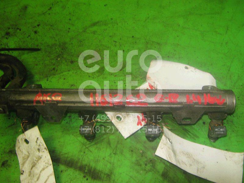 Рейка топливная (рампа) для Skoda Golf IV/Bora 1997-2005;Fabia 1999-2006;Fabia 2007-2015 - Фото №1