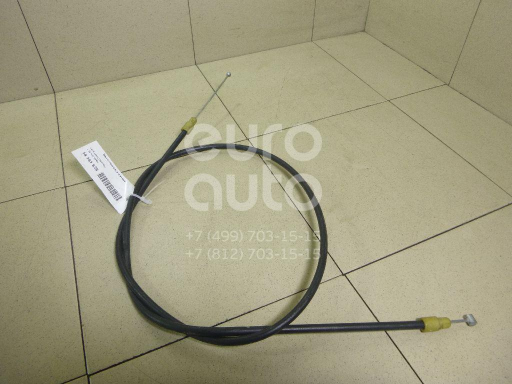 Купить Трос стояночного тормоза VW Touareg 2002-2010; (7L0721556)