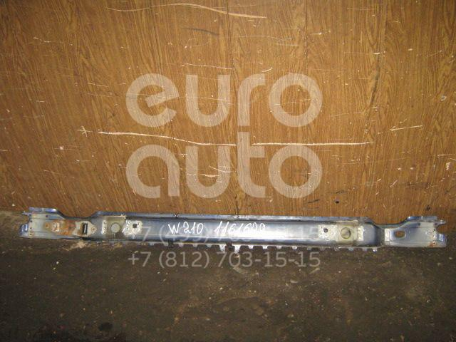 Усилитель переднего бампера для Mercedes Benz W210 E-Klasse 2000-2002;W210 E-Klasse 1995-2000 - Фото №1
