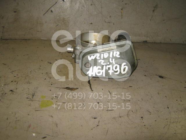 Заслонка дроссельная электрическая для Mercedes Benz W210 E-Klasse 2000-2002;W163 M-Klasse (ML) 1998-2004;W129 1989-2001;W202 1993-2000;W220 1998-2005;W210 E-Klasse 1995-2000;C208 CLK coupe 1997-2002;G-Class W463 1989> - Фото №1
