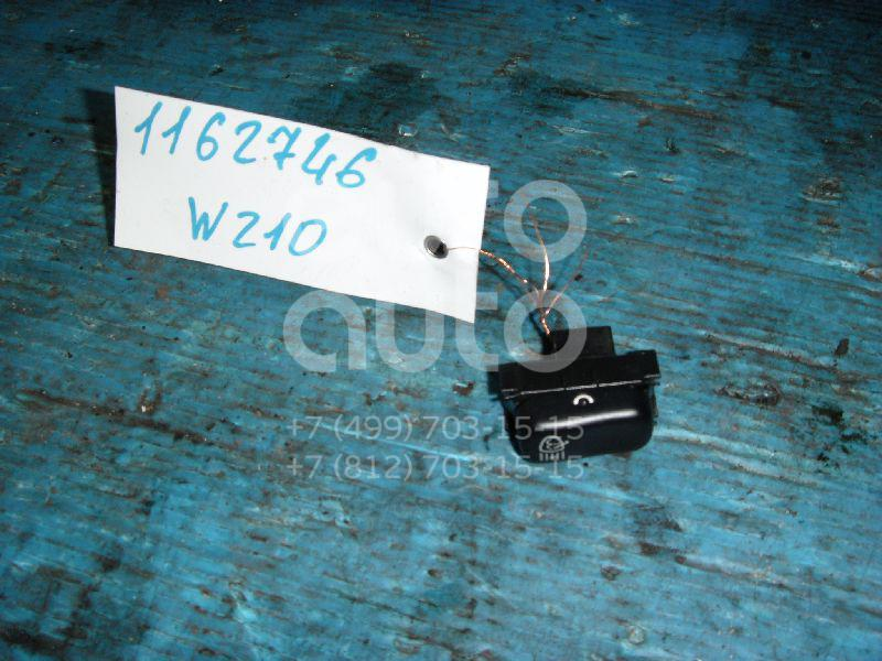 Кнопка омывателя фар для Mercedes Benz W210 E-Klasse 2000-2002;W210 E-Klasse 1995-2000;C208 CLK coupe 1997-2002 - Фото №1