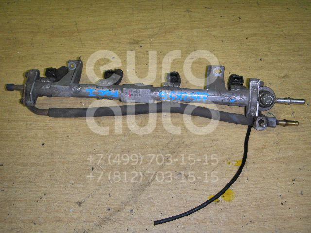 Рейка топливная (рампа) для Ford Focus I 1998-2005;Transit/Tourneo Connect 2002-2013 - Фото №1