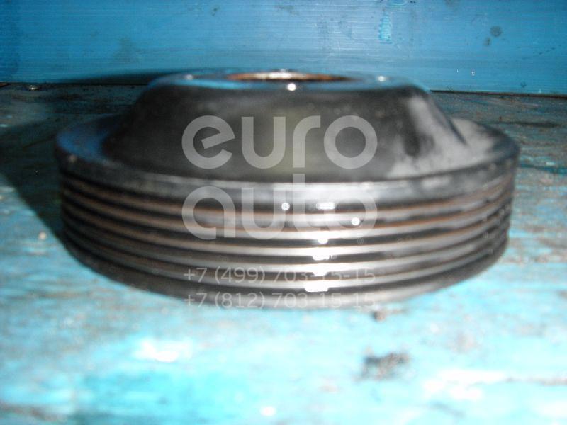 Шкив водяного насоса (помпы) для Mercedes Benz W210 E-Klasse 2000-2002 - Фото №1