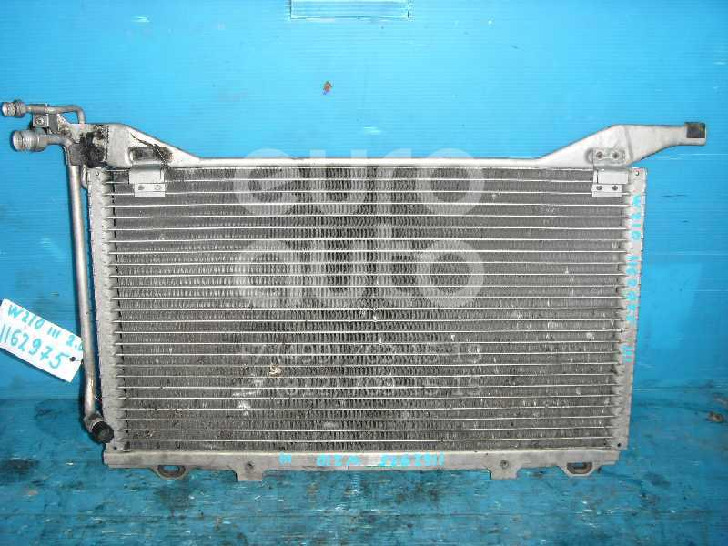 Радиатор кондиционера (конденсер) для Mercedes Benz W210 E-Klasse 2000-2002 - Фото №1