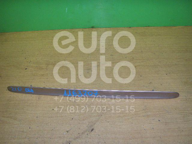 Накладка декоративная для Mercedes Benz W210 E-Klasse 2000-2002 - Фото №1