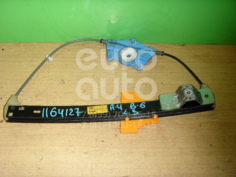 Стеклоподъемник электр. задний левый для Audi A4 [B6] 2000-2004;A4 [B7] 2005-2007 - Фото №1
